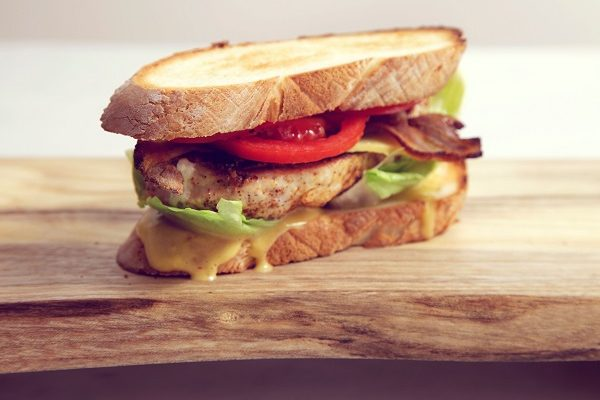 08. GRILLED SUB